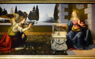 Uffizi, alla scoperta di Leonardo & Piero della Francesca